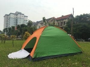 lều du lịch 6 người 1 lớp