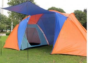 lều trại cho 8 người 2 phòng ngủ rộng, thoáng