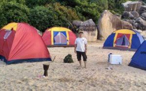 lều tập thể, lều cho 10-12 người