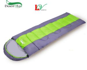 Túi ngủ Desert Fox hàng xuất Châu Âu chống chịu lạnh tới 0 độ C