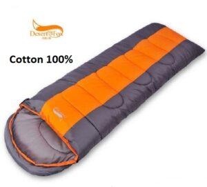 Túi ngủ hãng Fox chất lượng cao, xuất khẩu châu Âu chịu tới 0 độ C