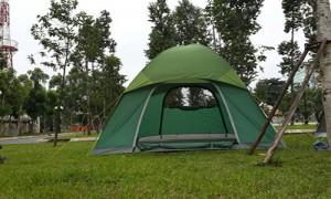 Lều outwell 2 lớp 12 người bảo hành miễn phí 2 năm