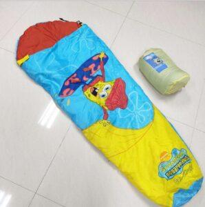 tìm mua túi ngủ cho bé ở đâu, túi ngủ cho bé 3-10 tuổi, kinh nghiệm chọn túi ngủ cho trẻ