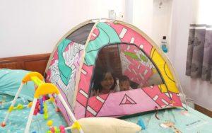 Lều trại cho bé, lều cho bé chơi