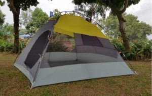 Lều Trại Cao cấp 5-6 người Outwell BH 36th