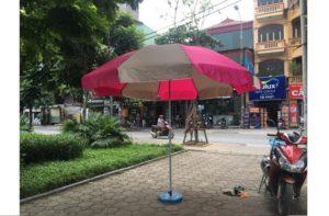 Ô dù cofe, ô dù chuyện dụng cho nhà hàng, quán ăn....