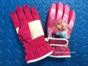 Găng tay Công chúa cho bé gái
