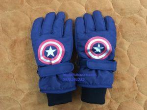 Găng tay cao cấp cho bé nam
