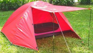 Lều Ureka teragon 2 người 2 lớp BH 36th