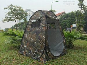 lều nguỵ trang, lều đi săn chuyên nghiệp, kích thước nhỏ gọn, thao tác nhanh