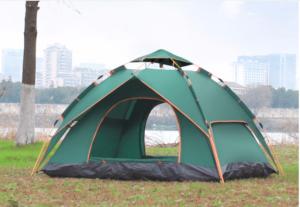 lều bật tự động siêu cấp 4 người 2 lớp chống mưa nắng tốt